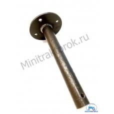 Ступица для мотоблока 4*100 (305 мм) (d-30 мм.)