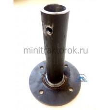 Ступица удлиненная для мотоблока 4*100 (d-30 мм.)