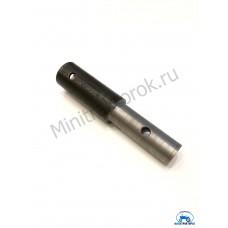 Удлинитель оси мотоблока 190 мм. (d-30 мм) 1 шт.